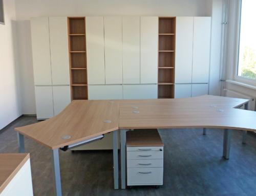 Büro- und Besprechungszimmer