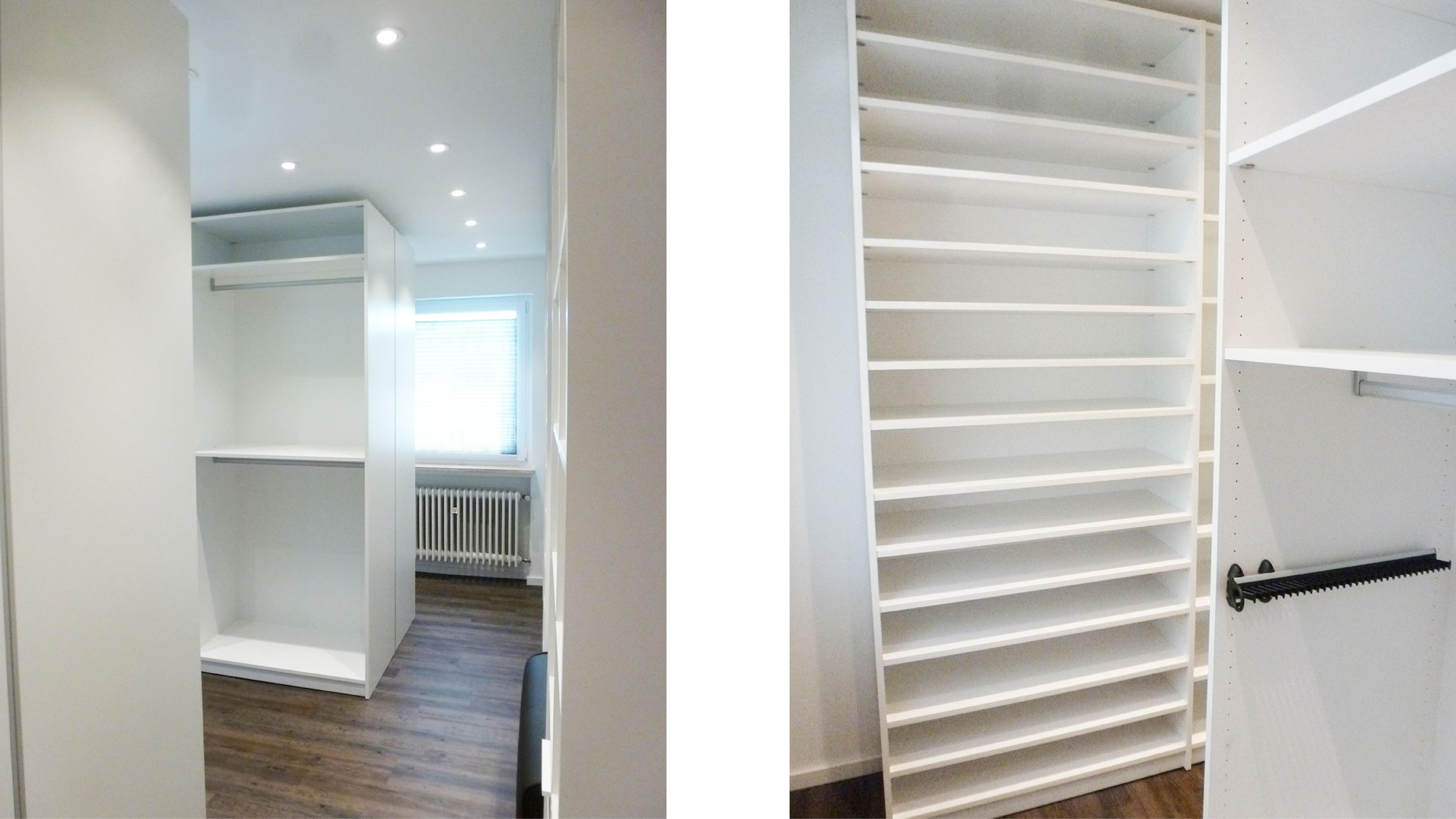 Schlafzimmer/Ankleidezimmer Kronach | Vivere!